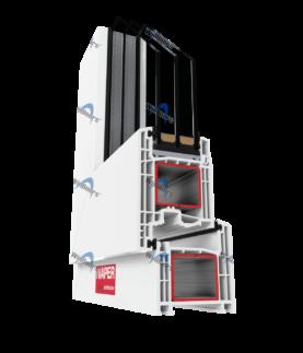 Дверная система Ivaper 70